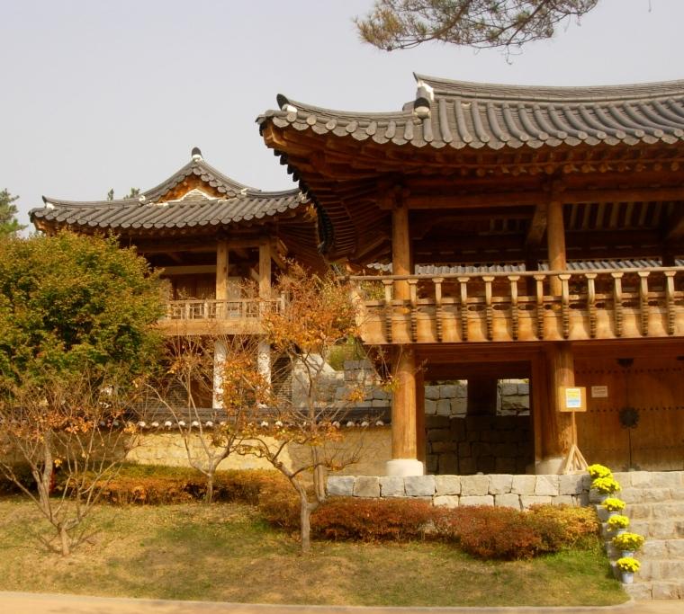 Keimyung University's Hanuk Village