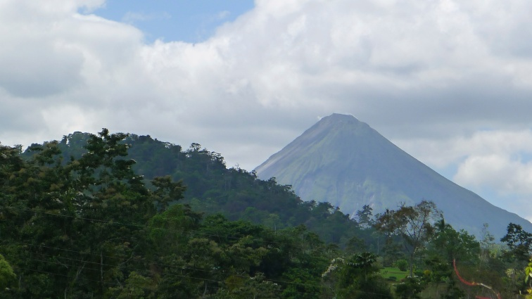 La Fortuna Volcano