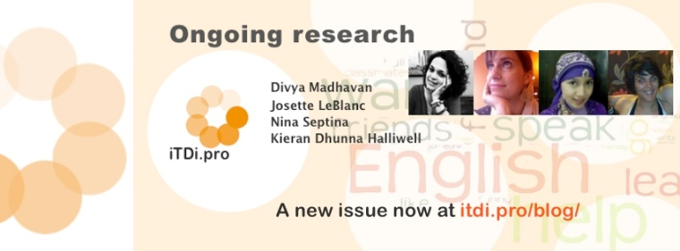 iTDi Ongoing Research Banner